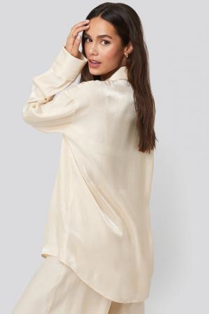 Camasa Shiny Jabot Shirt [1]