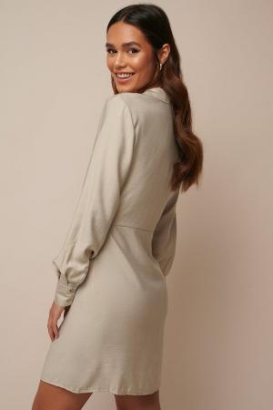 Rochie Draped Shirt [1]