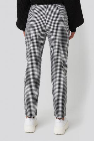 Pantaloni Checked Suit2