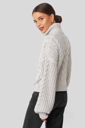 Pulover Chunky Cable Knit [1]