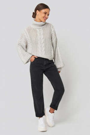 Pulover Chunky Cable Knit [2]