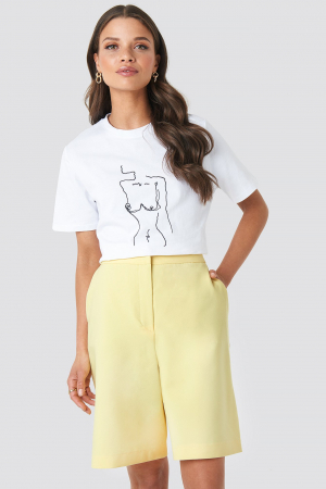 Pantaloni Mid Length Shorts0