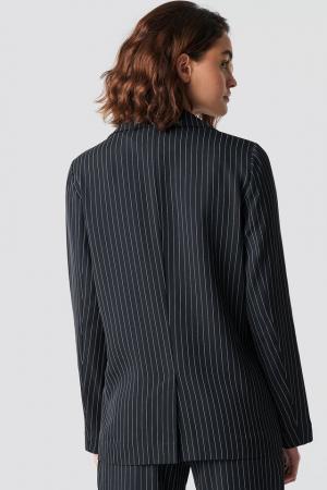 Sacou Pinstriped Jacket [3]