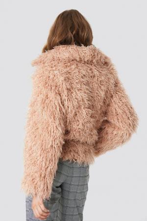 Jacheta Faux Fur Short [2]