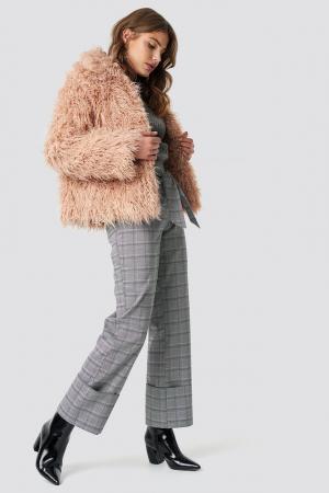 Jacheta Faux Fur Short [1]