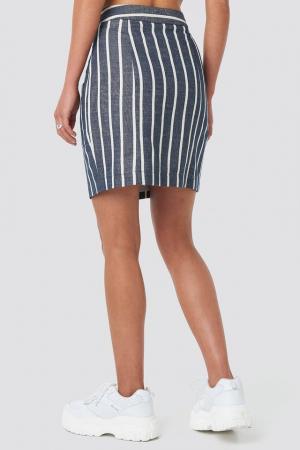 Fusta Zipped Skirt2
