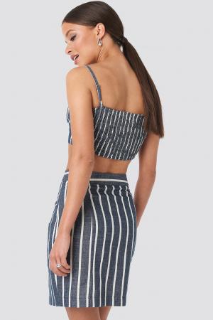 Fusta Zipped Skirt [3]