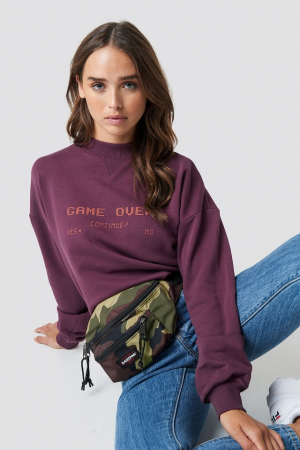 Game Over Sweatshirt0