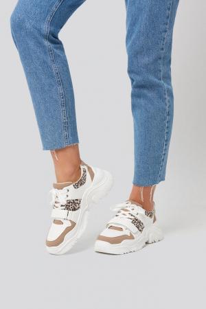 Pantofi Sport Chunky Burdock Detailed Sneakers [4]