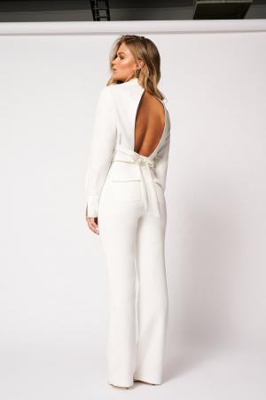 Pantaloni Pocket Detail Suit [3]