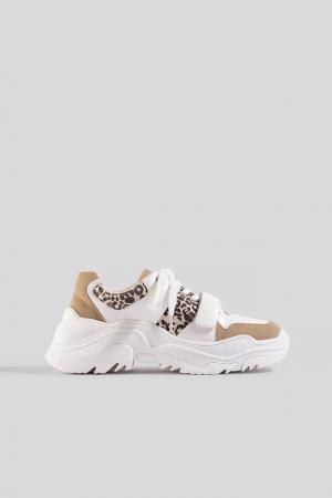 Pantofi Sport Chunky Burdock Detailed Sneakers [0]