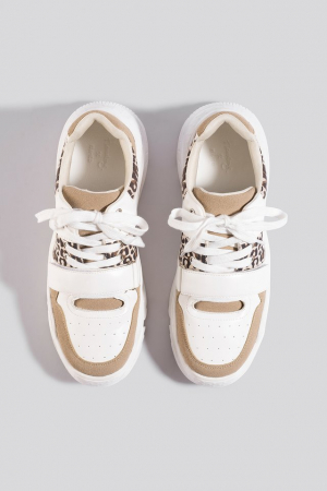 Pantofi Sport Chunky Burdock Detailed Sneakers [1]