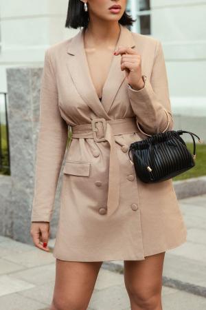 Rochie Linen Blazer3