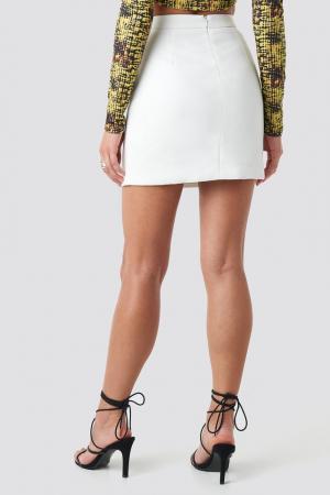 Fustă Tailored Mini [1]