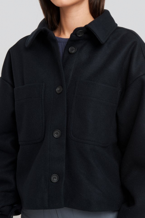 Jachetă  Overisized Big Sleeve2