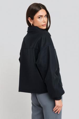 Jachetă  Overisized Big Sleeve1