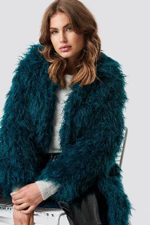 Jacheta Faux Fur Short [3]