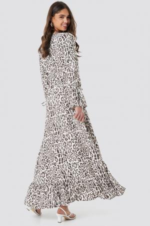 Rochie Leopard Maxi [1]