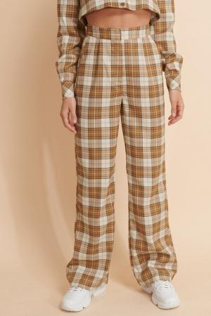 Pantaloni Checkered [1]