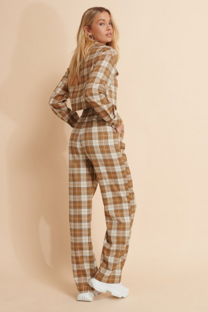 Pantaloni Checkered [3]