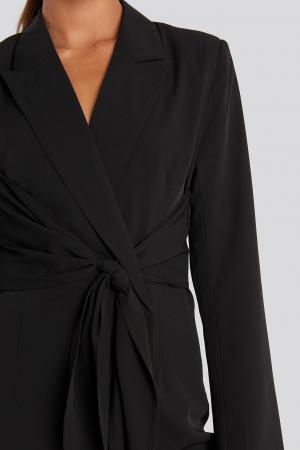 Rochie Sacou Tie Short [2]