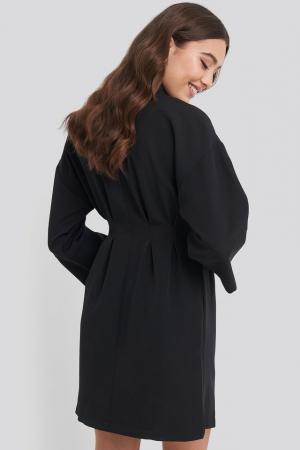 Rochie A-Line Shirt Dress1