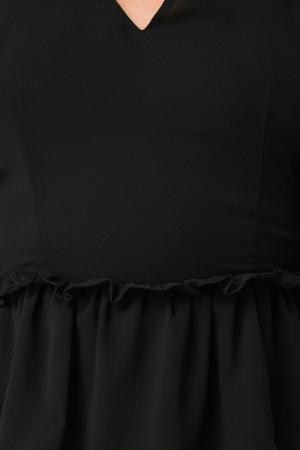 Rochie Back Detail Flounce [2]