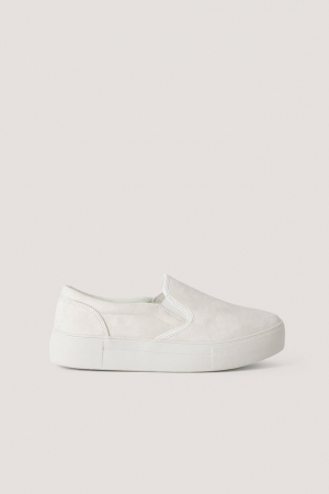 Sneakers Basic Slip In Trainers [0]