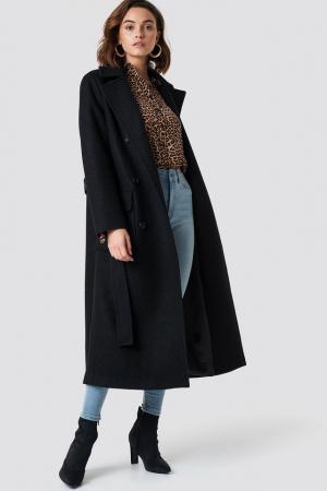 Palton Belted Coat [2]