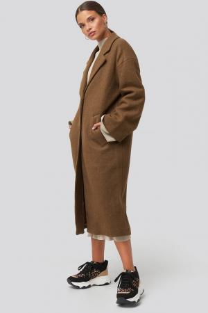 Palton Big Button Long [1]
