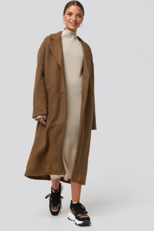 Palton Big Button Long [3]