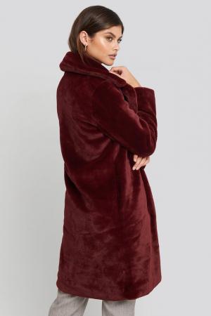 Haina Big Collar Faux Fur [3]