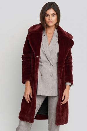 Haina Big Collar Faux Fur [4]