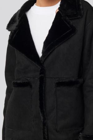 Big Pocket Faux Suede Jacket3