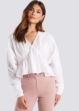 Bluza Big Sleeve Dobby [0]
