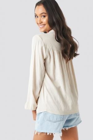 Bluza Buttoned Gathered [1]