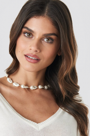 Colier Connected Pearl Necklace [0]