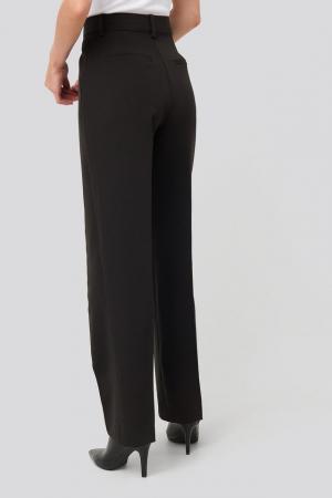 Pantaloni Creased Mid Rise [2]