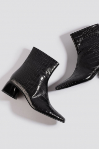 Botine Croco Basic Boots [1]