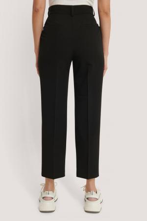 Pantaloni Cropped High Rise Suit1