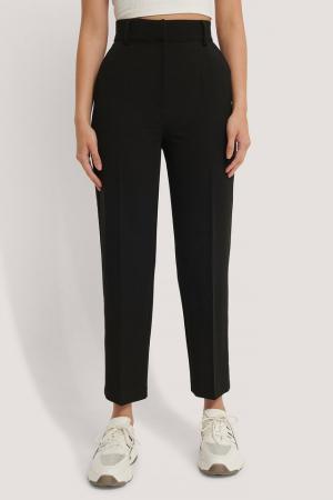 Pantaloni Cropped High Rise Suit3
