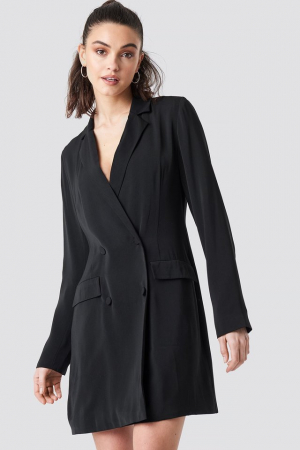 Rochie Double Breasted Blazer0
