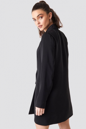 Rochie Double Breasted Blazer1