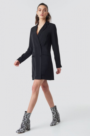 Rochie Double Breasted Blazer2