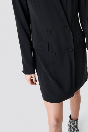 Rochie Double Breasted Blazer3