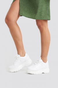 Pantofi sport Embossed Chunky Platform [4]