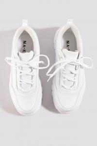 Pantofi sport Embossed Chunky Platform [1]