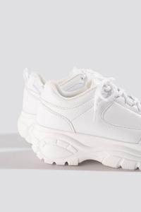 Pantofi sport Embossed Chunky Platform [2]