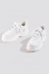 Pantofi sport Embossed Chunky Platform [3]