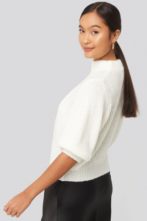 Pulover Felicia Wedin Mid Sleeve Knitted1
